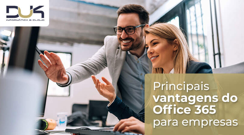 Principais Vantagens do Office 365 Para Empresas